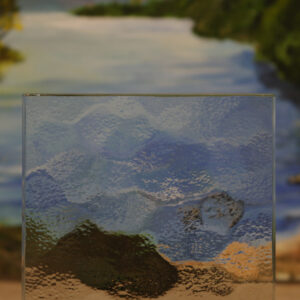 Aquatek Glass Options for Wrought Iron Doors