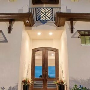 Custom Wrought Iron Doors | Suncoast Iron Doors | Fort Meyers, FL | Style: Marco