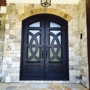 Custom Wrought Iron Doors, Custom Doors, Iron Doors, Door Manufacturer, Beautiful Wrought Iron Doors, Iron Doors Fort Meyers, Wrought Iron Entry Doors, Single Iron Doors, Double Iron Doors