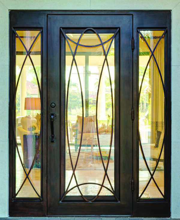 Custom Wrought Iron Doors | Suncoast Iron Doors | Fort Meyers, FL | Regio2