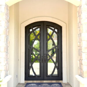 Custom Wrought Iron Doors | Suncoast Iron Doors | Fort Meyers, FL | Roma