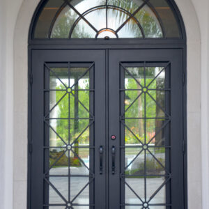 Custom Wrought Iron Doors | Suncoast Iron Doors | Fort Meyers | Venice