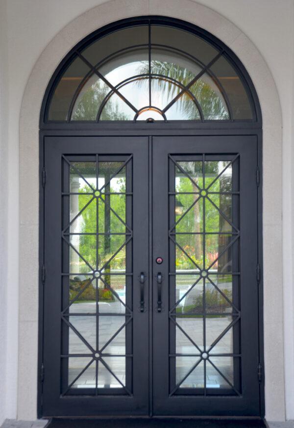 Custom Wrought Iron Doors   Suncoast Iron Doors   Fort Meyers   Venice