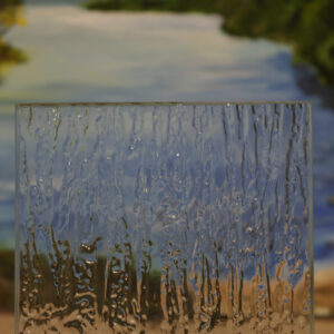 RAIN | Glass Options Wrought Iron Doors