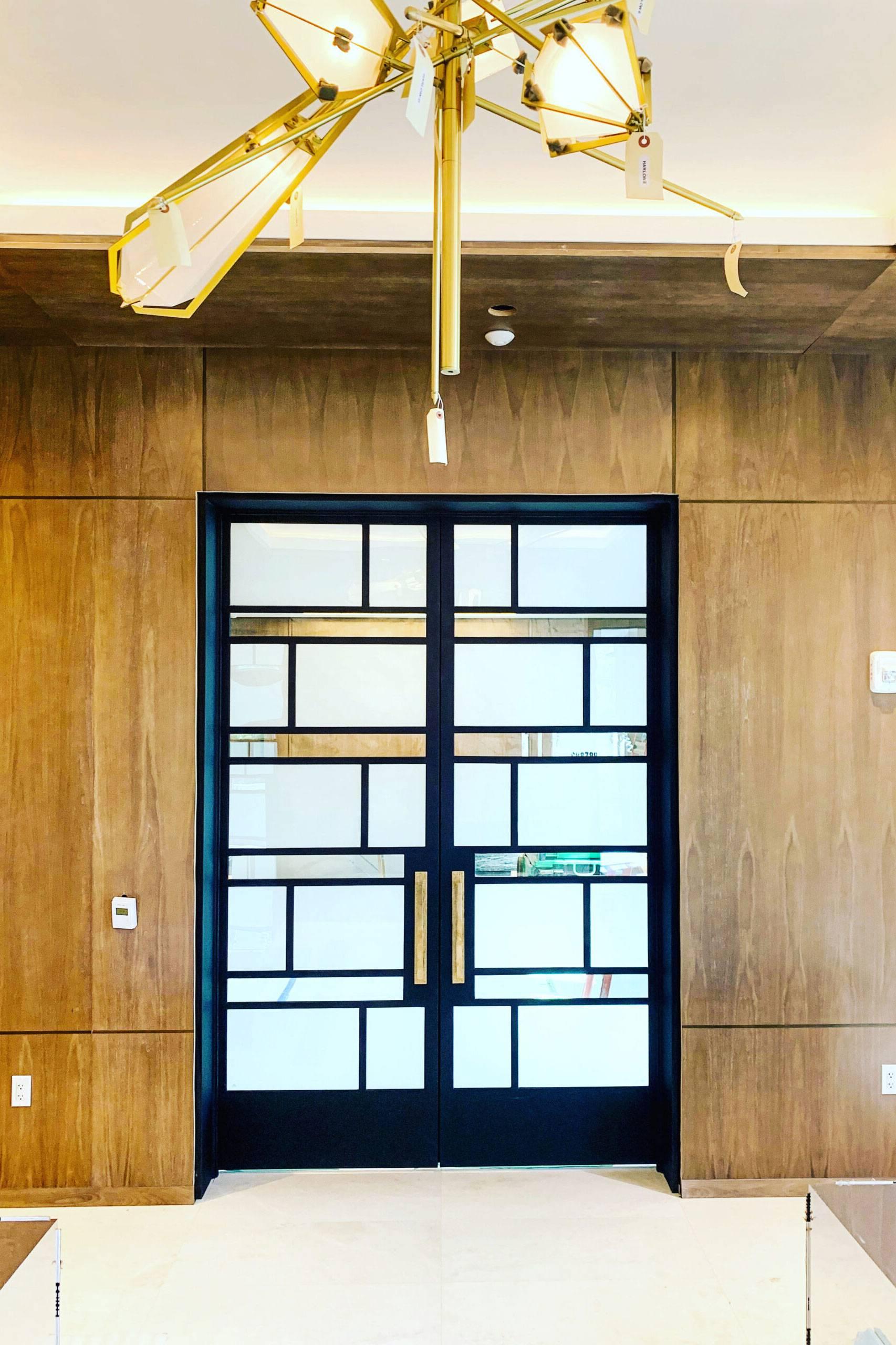 Urban Iron Doors