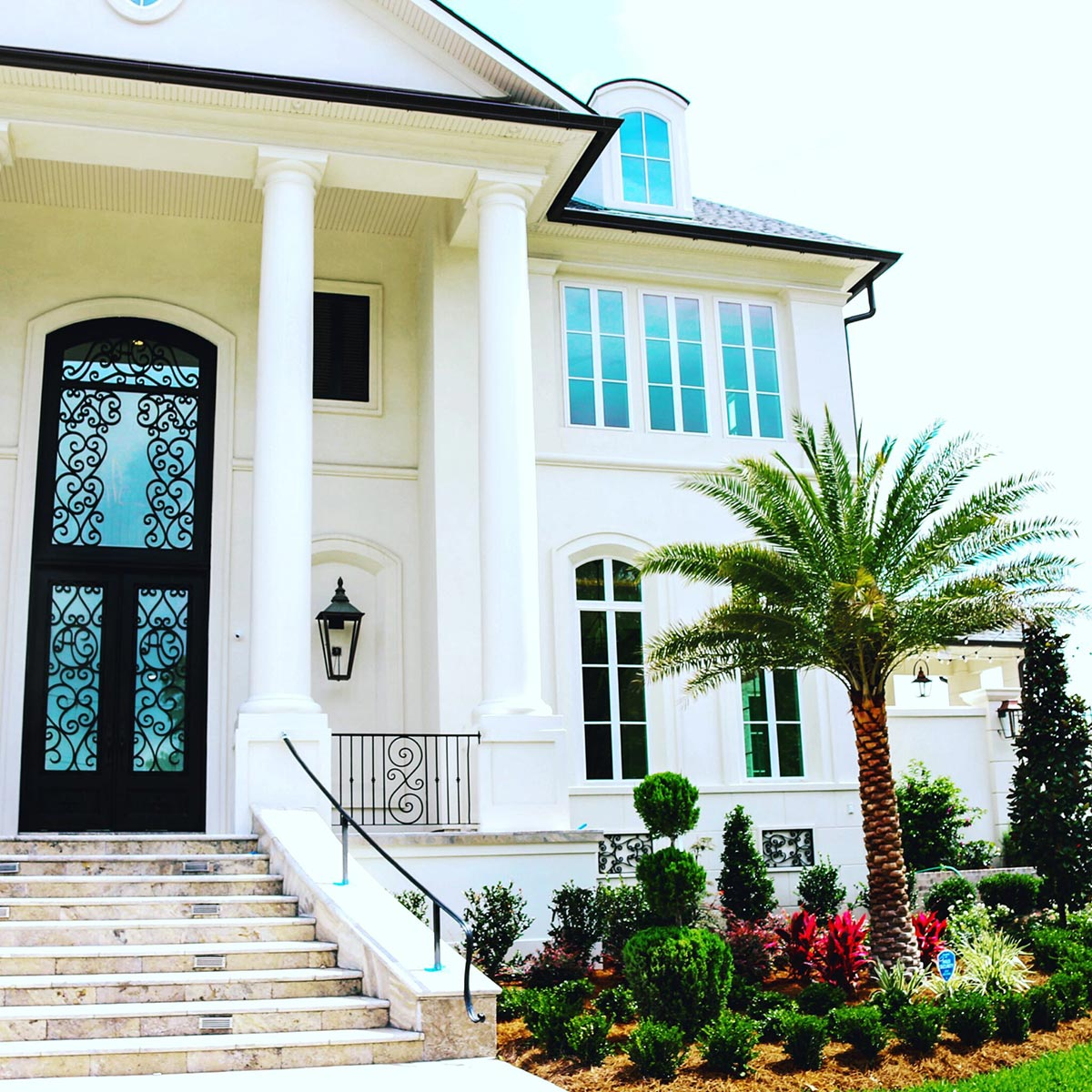 Are iron doors right for you?